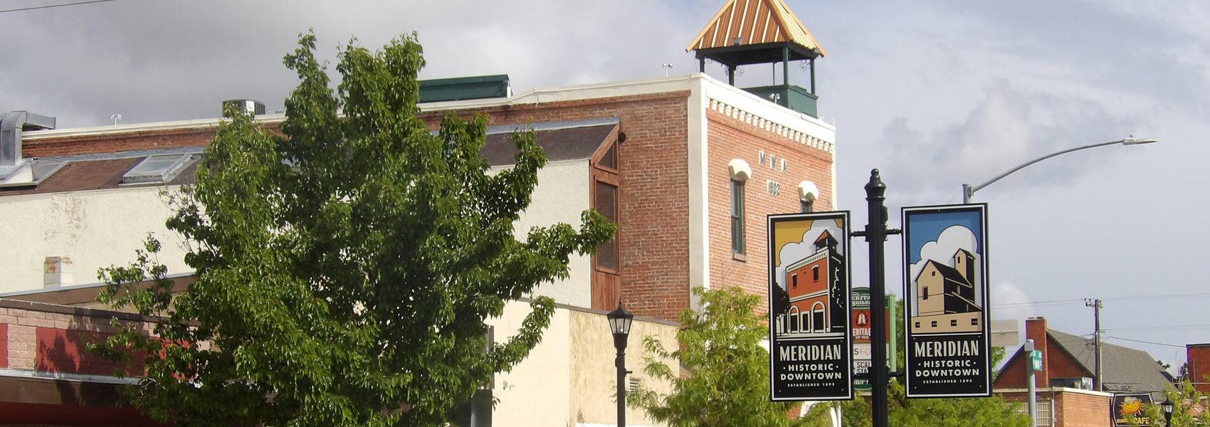 homes and listings in meridian
